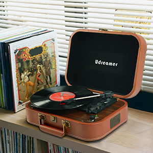 record player suitcase