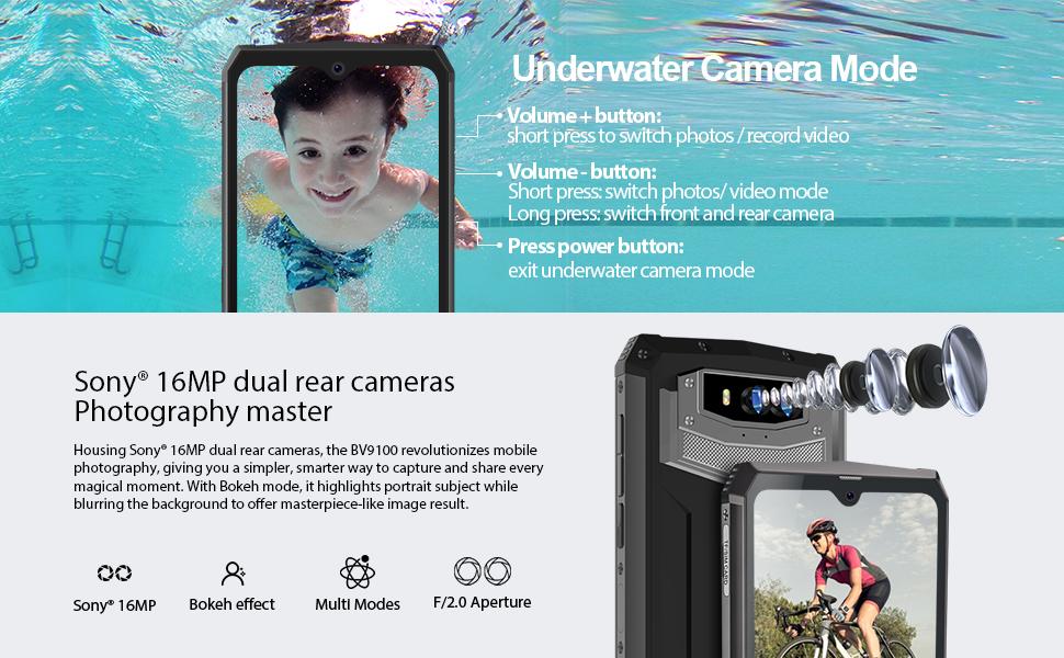 waterproof unlocked smartphone