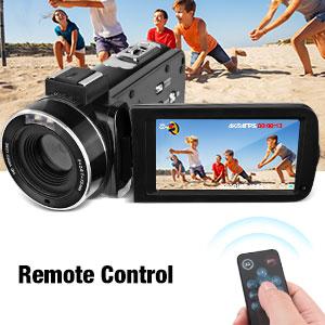 camcorders video camera 4k