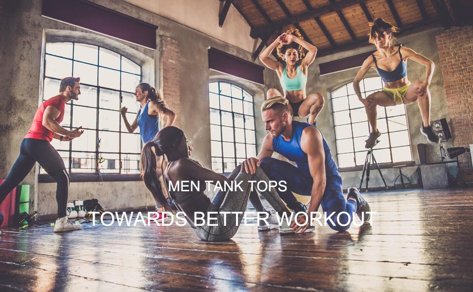 men gym tank tops