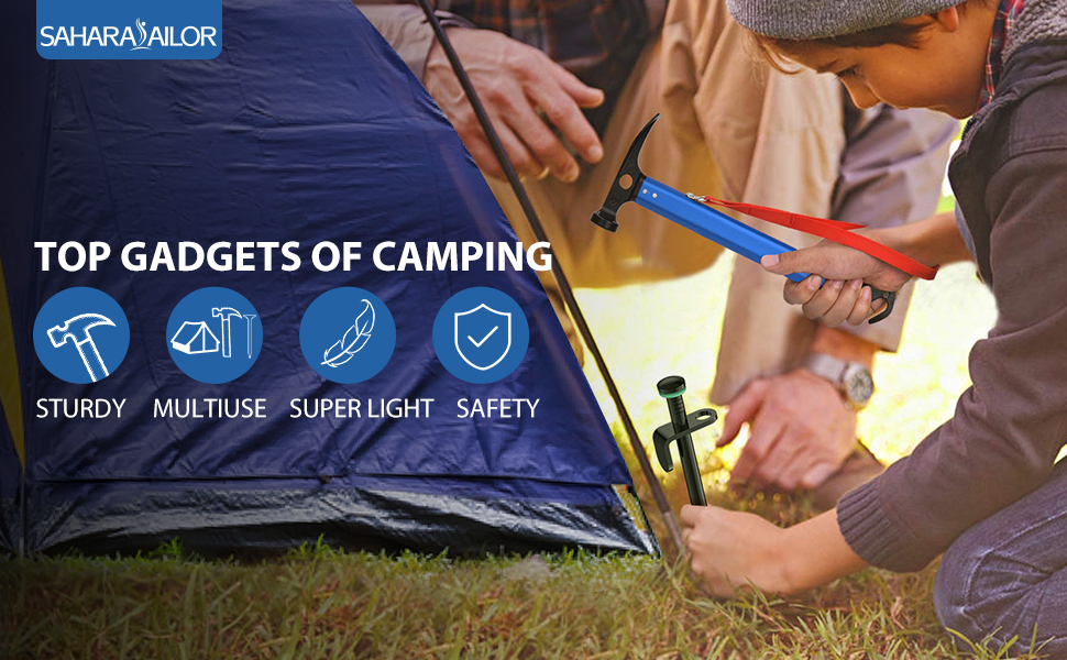 camping accessioes