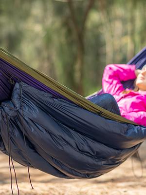 hammock underquilt