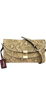 Crossbody Bag Vegan Purse Fashion Handbag clutch wallet animal print graphic brentano BB