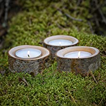 Rustic candle holders Rustic unity candle holder Wood candle holders Unfinished wood candle holders