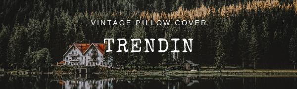 Trendin Lake Life Pillow Cover