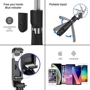 Kompatibel mit den meisten Android- und iOS-Handys.