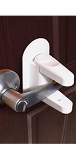 Door Lever Lock (4 Pack)
