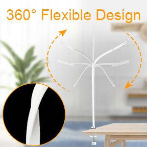 EppieBasic LED Desk Lamp flexible