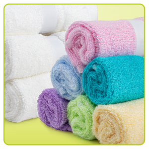Spring Rose; Kids; Reusable; Baby; Bamboo; Pads; Washcloths; Toddler; Household; Products; Quality