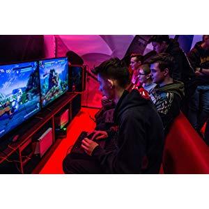 Met de arcade fighting stick heeft men niet alleen meer plezier aan het spelen, de verschillende toe