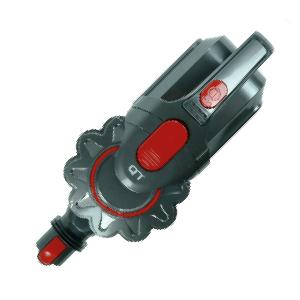 SAMBA Aspirador Vertical y de Mano Sin Cable Modelo Q7 Clean Force - Aspirador Escoba con Cepillo Motorizado Flexible 180º, Luz LED, 2 Niveles de Potencia, Boquilla Combinada, Soporte de Pared: Amazon.es: