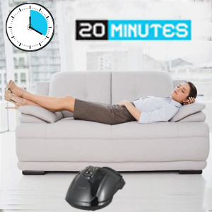 20 Minutes Timing for Rest
