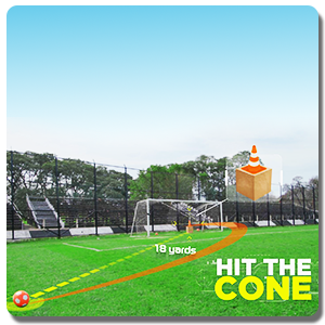 Hit the Cone