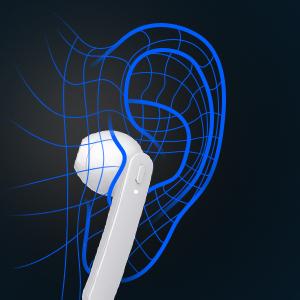 bluetooth kopfhwireless kopfhörerörer in ear weiß