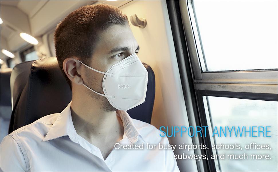SUNCOO KN95 Mask