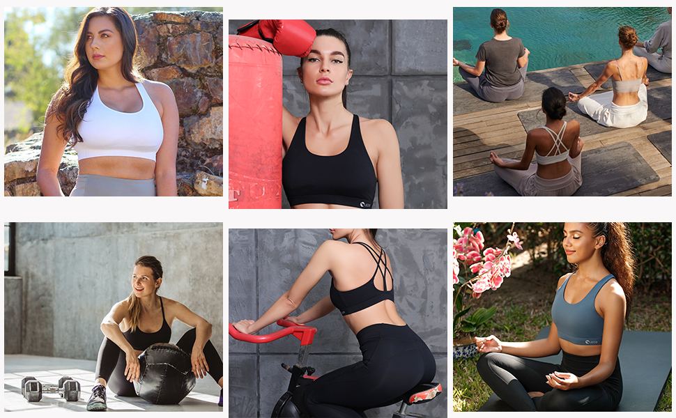 Perfect bra for yoga,exercise,fitness,any type of workout.