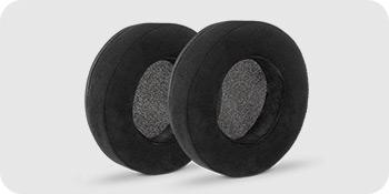 braionwavz micro suede earpads velour perforated pu leather AKG Samson Beyerdynamic JVC Superlux
