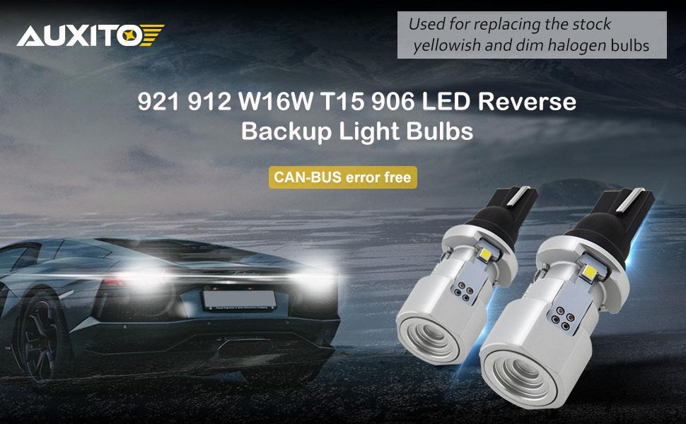 921 LED Bulbs