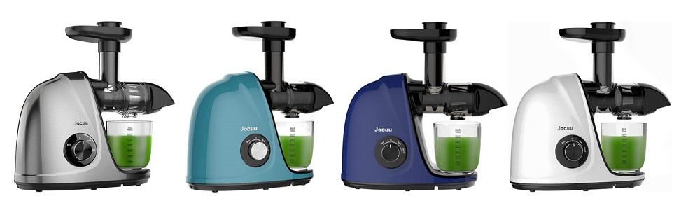 masticating juicer