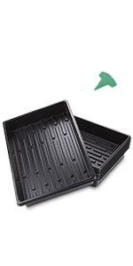 Plastic Growing Trays ( Click Here )