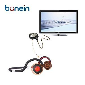 wireless TV headphone