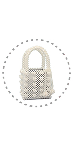 Pearl Tote Bags