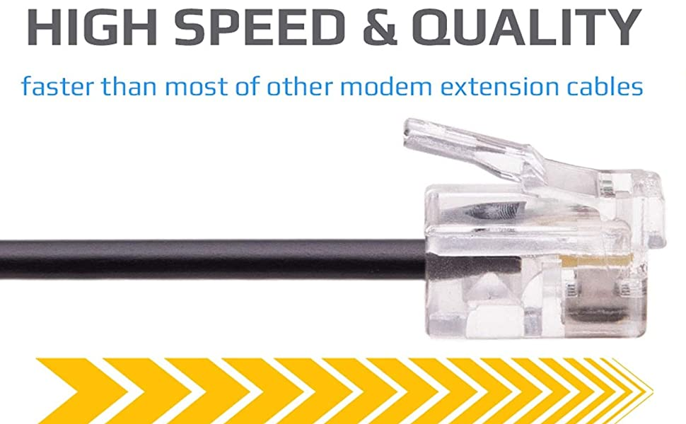 HIGH SPEED AND QUALITY