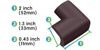 baby safety corner guard protector