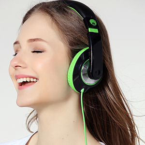 over ear headphones