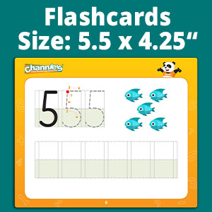 these cards make addition and subtraction easy to teach and easy to learn.