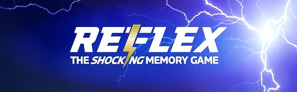 Reflex The Shocking Memory Game