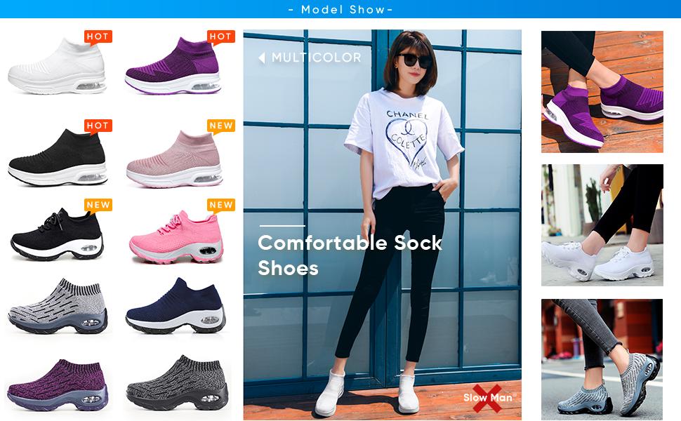 Womens walking shoes comfortable