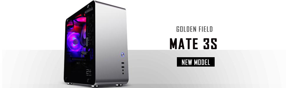 Golden Field Z2 Pc Case Atx Micro Atx Mid Tower Pc Computers Accessories