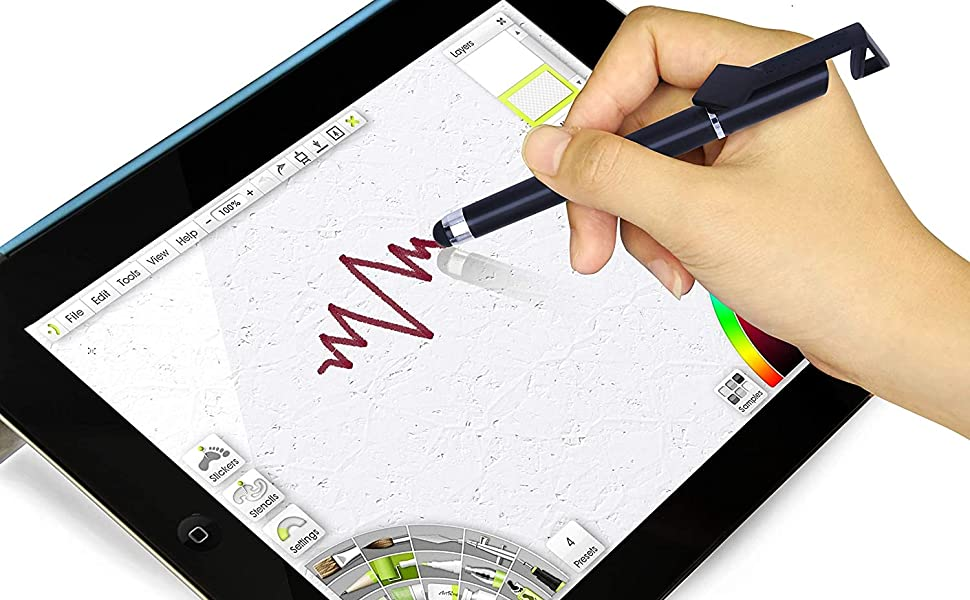 Universal Touch Screen Devices