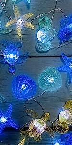 Ocean Themed Marine Life Night Lights