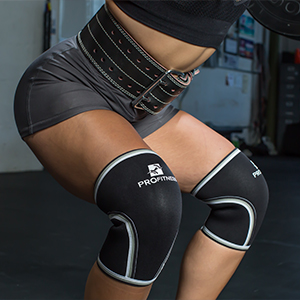 weight lifting knee sleeves