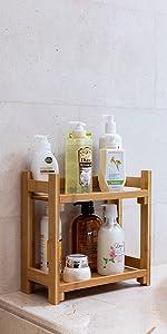 Cosmetic Organizer Shelf