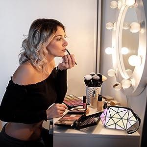 Handing Makeup Bag