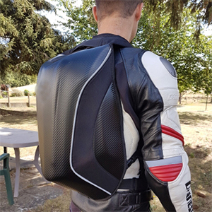 motorcycles backpack