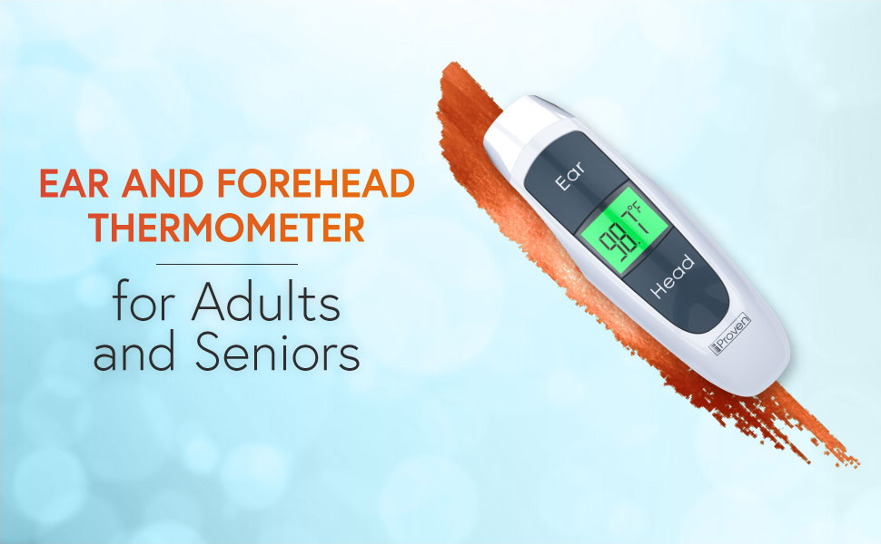 Adult thermometer