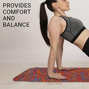 Provides Comfort and Balance