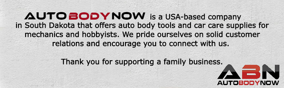 Autobodynow is usa company in SD that offers auto body tools and care care supplies for mechanics