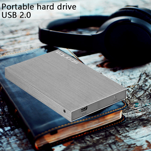Plug play easy to use no software installation portable durable hard drive HDD