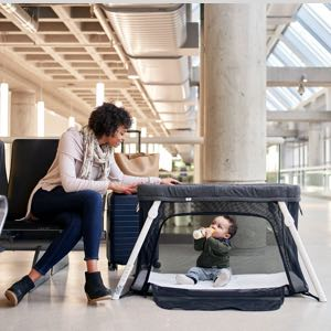 lotus travel crib 3