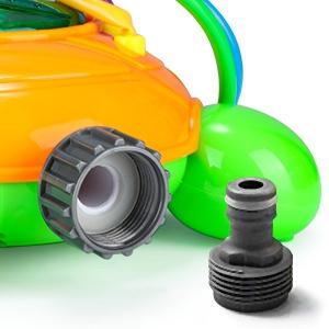 water sprinkler toy