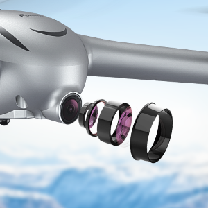 2K 120° FOV Camera  Potensic D80 GPS Drone with Camera for Adults, 2K FHD Camera, 2 Batteries 40 Mins Quadcopter with Brushless Motor, Auto Return Home, Follow Me, Long Control Range, Includes A Carrying Case-Sliver 342925ab a4b0 477b af7f 1bf1dfd9de07