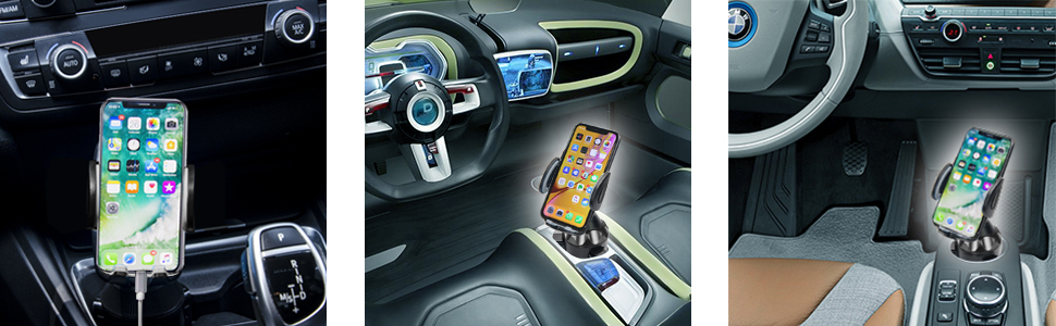 cup holder for cell phone