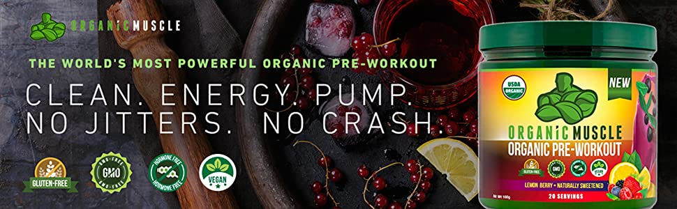 Organic Replenisher - Replenish Vital Electrolytes and Nutrients. The Natural Way