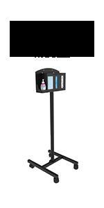hygiene station, respitory hygiene station,