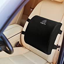 chair back support back support for car back cushion car back support office chair lumbar support